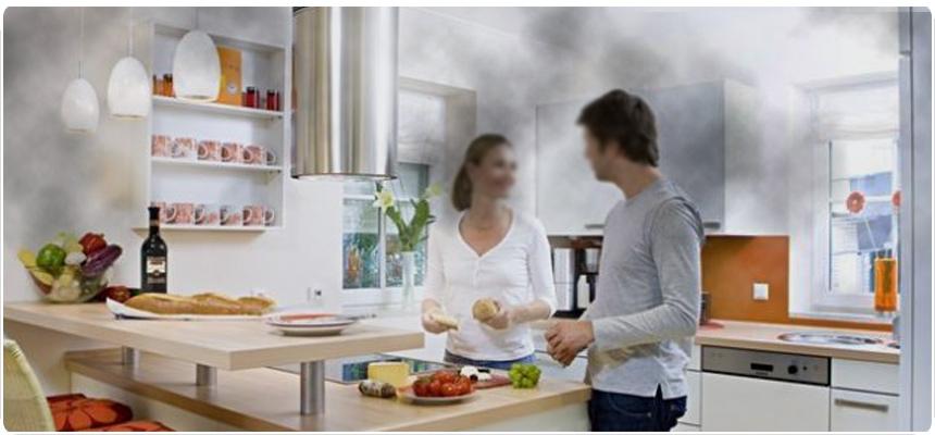 Inquinamento indoor for Interior design and indoor air quality